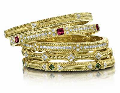 GOLD-BRIDAL-BANGLES-DESIGN 4
