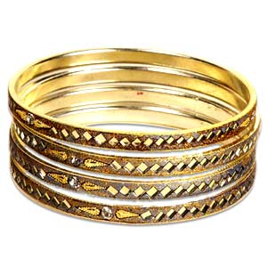 GOLD-BRIDAL-BANGLES-DESIGN 9
