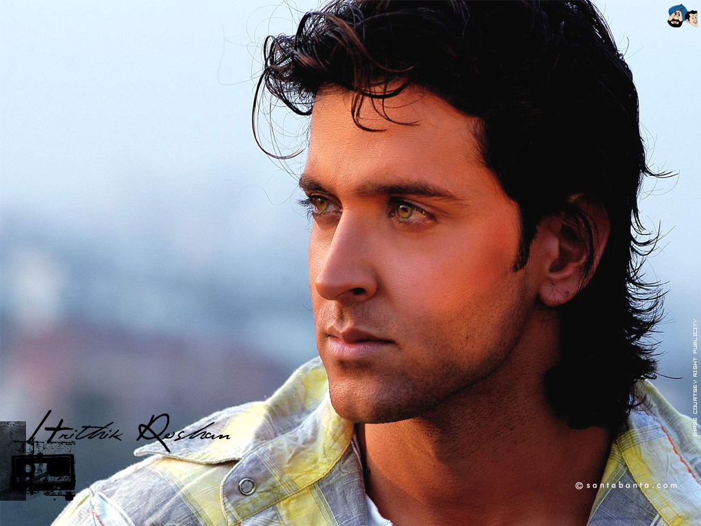 Valentine39s Day Roses Hrithik Roshan New Latest Hair Style And