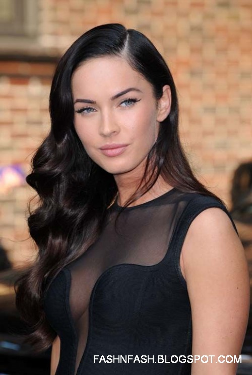 Celebrities View Buzz Megan Fox New Latest Hair Style