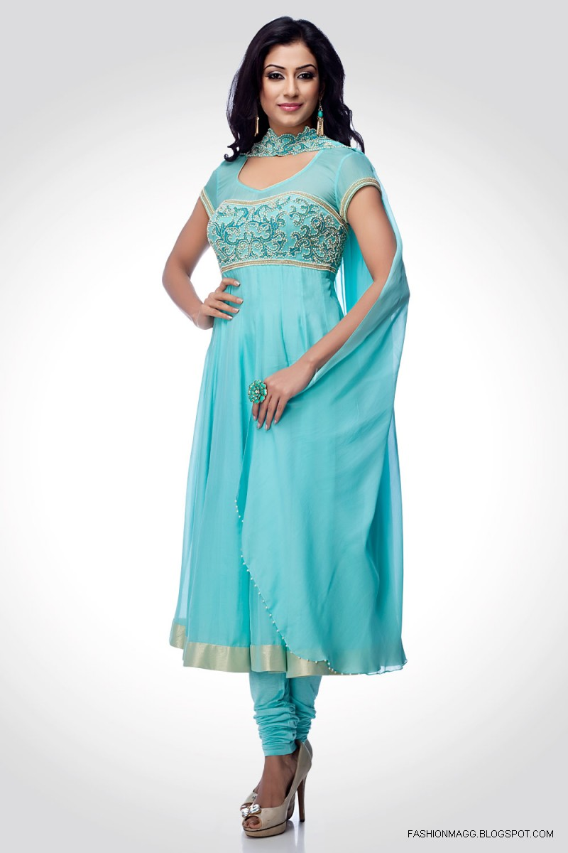 Indian-Pakistani-Anarkali-Umbrella-Frocks-2012-1