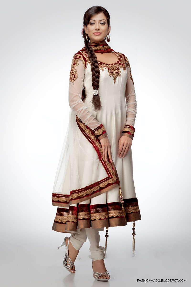 Indian-Pakistani-Anarkali-Umbrella-Frocks-2012-3