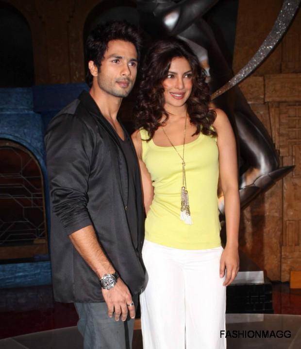 are shahid and priyanka still dating 2012
