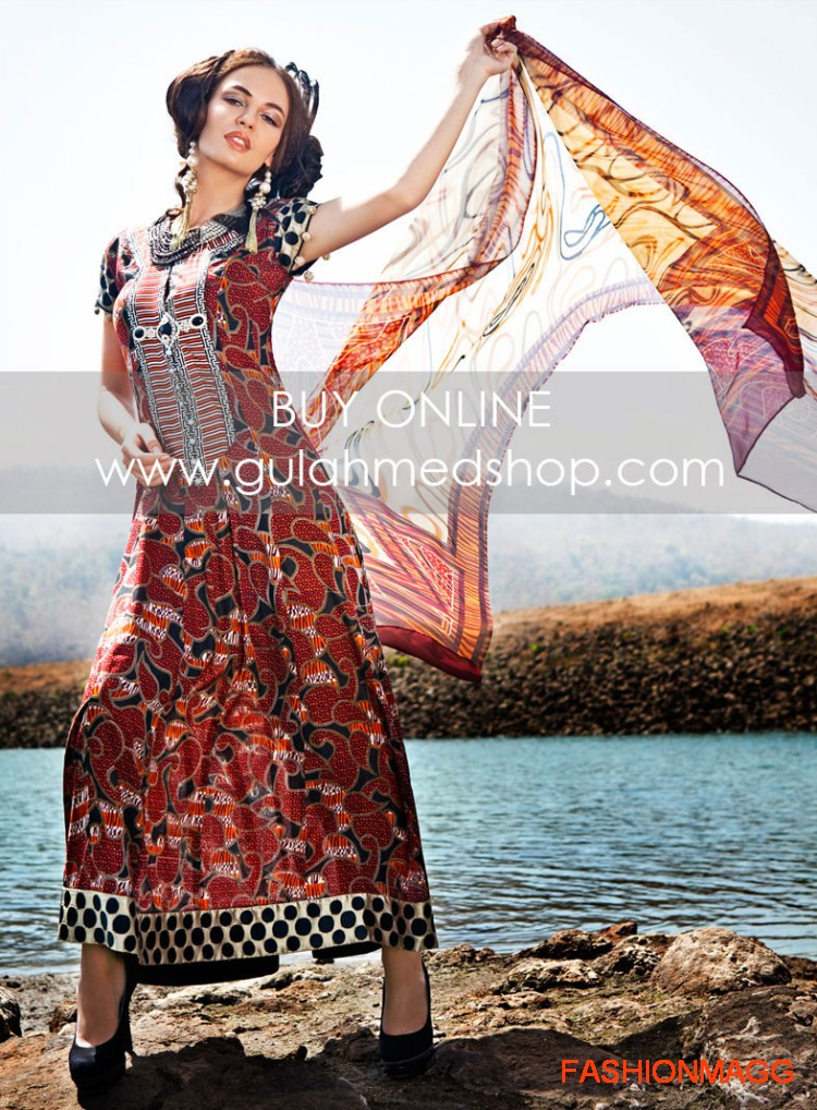 Gul-Ahmed-Eid-Lawn-Dresses-2012-13-Anarkali-style-umbrella-fancy-Frocks-5
