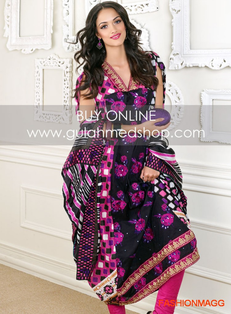 Gul-Ahmed-Eid-Lawn-Dresses-2012-Anarkali-umbrella-fancy-Frocks-1