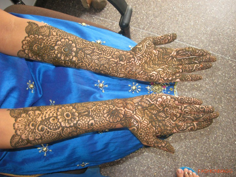 Beautiful Eid Mehndi Designs Simple Easy Hands Mehndi
