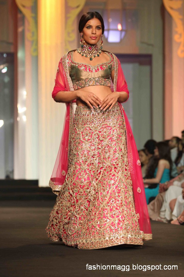 Indian-Pakistani-Bridal-Wedding-Dresses-2012-13-Bridal-Saree-Lehenga-Gharara-Dress-10