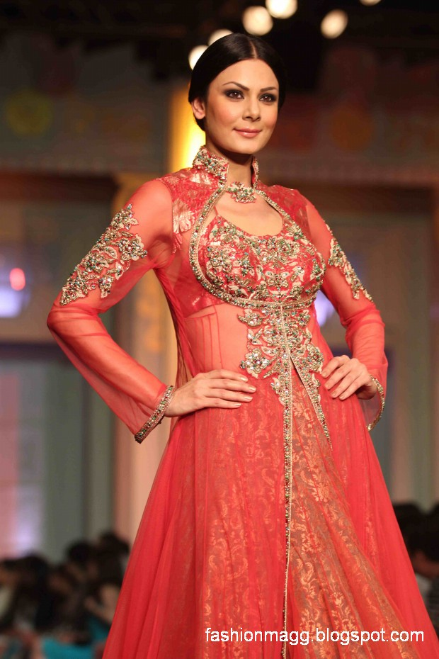 Indian-Pakistani-Bridal-Wedding-Dresses-2012-13-Bridal-Saree-Lehenga-Gharara-Dress-12