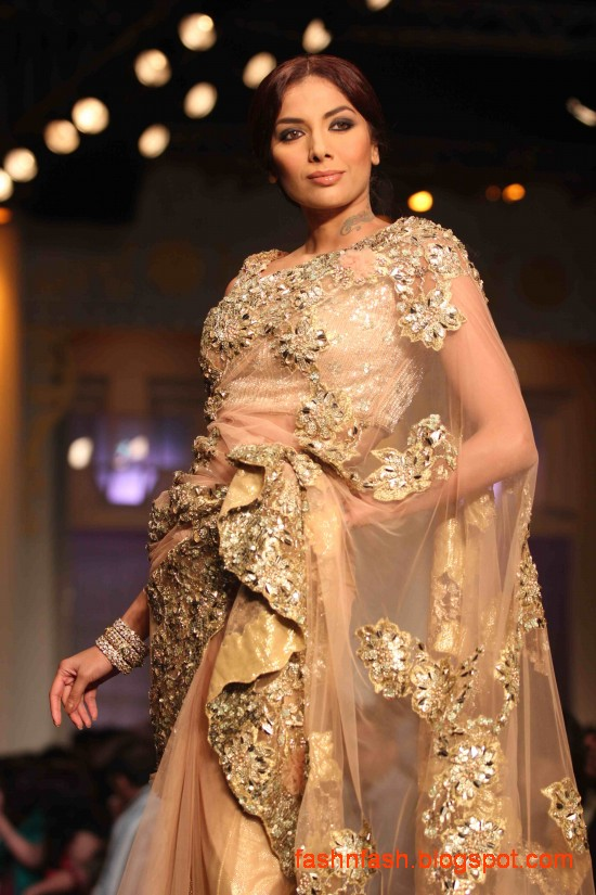 Indian-Pakistani-Bridal-Wedding-Dresses-2012-13-Bridal-Saree-Lehenga-Gharara-Dress-3