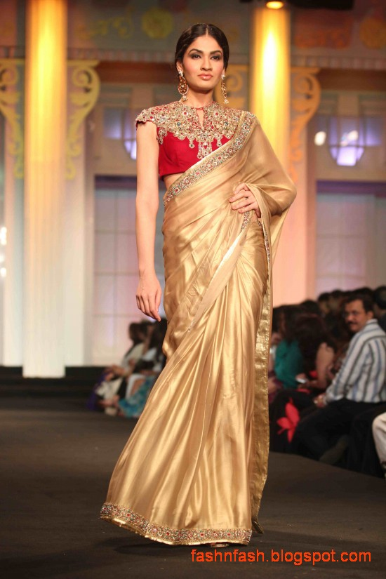 Indian-Pakistani-Bridal-Wedding-Dresses-2012-13-Bridal-Saree-Lehenga-Gharara-Dress-4