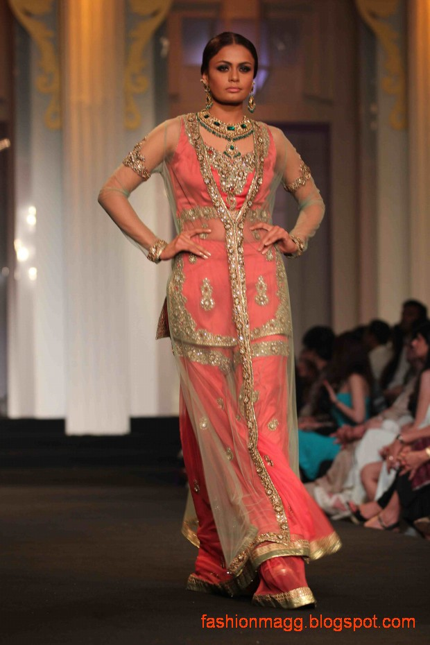 Indian-Pakistani-Bridal-Wedding-Dresses-Bridal-Saree-Lehenga-Gharara-Dress-3