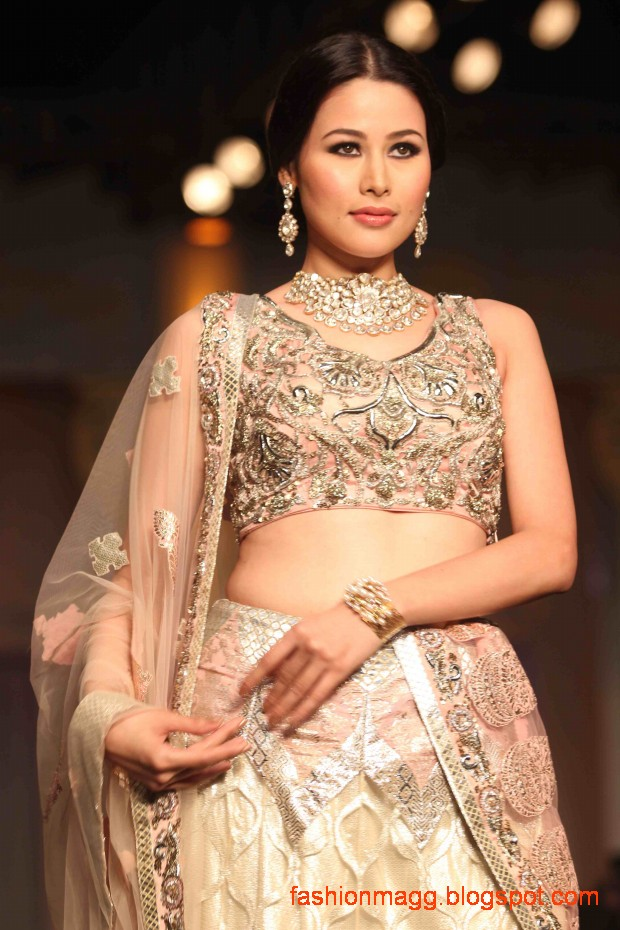 Indian-Pakistani-Bridal-Wedding-Dresses-Bridal-Saree-Lehenga-Gharara-Dress-4