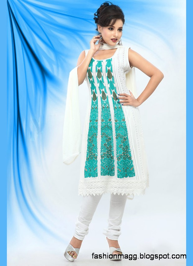 Anarkali-Indian-Pakistani-Party-Wear-Cotton-Shalwar-Kamiz-Suit-2012-2013-1