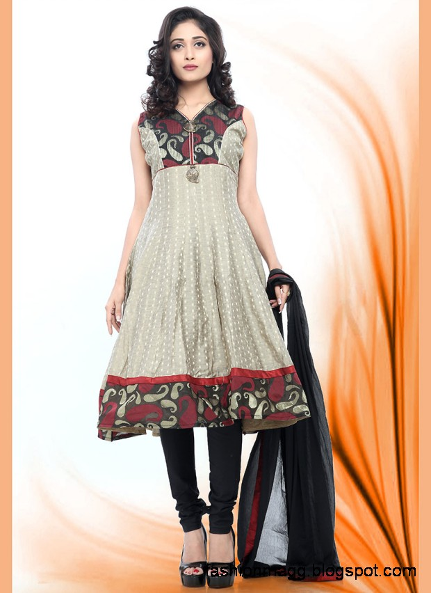 Anarkali-Indian-Pakistani-Party-Wear-Cotton-Shalwar-Kamiz-Suit-2012-2013-4