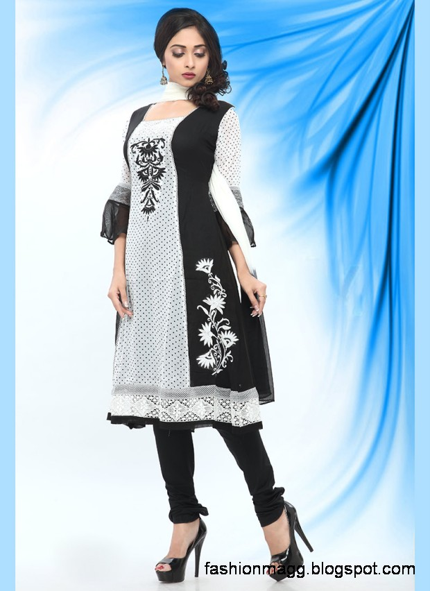 Anarkali-Indian-Pakistani-Party-Wear-Cotton-Shalwar-Kamiz-Suit-2012-2013-5