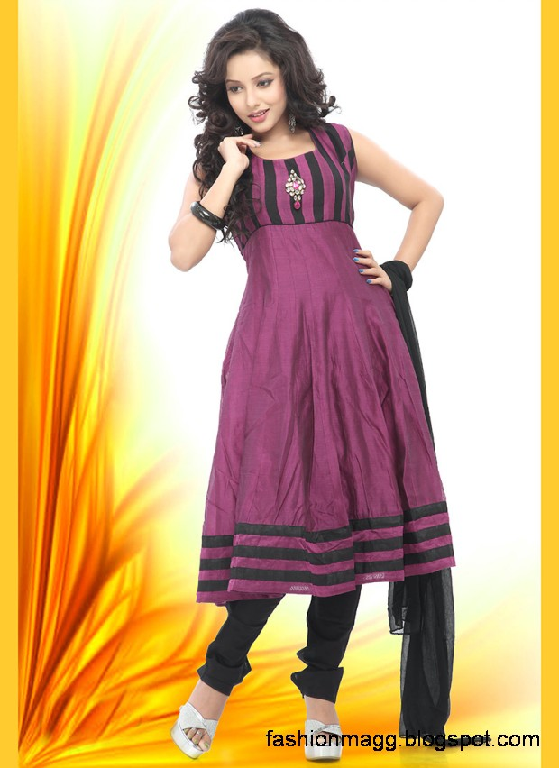 Anarkali-Indian-Pakistani-Party-Wear-Cotton-Shalwar-Kamiz-Suit-2012-2013-7
