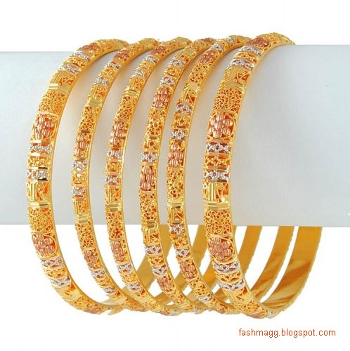 gold-bracelets-bangles-design-pics-gold-diamond-bangles-kangan-design-pictures-gold-bridal-indian-pakistani-bangles-designs-6