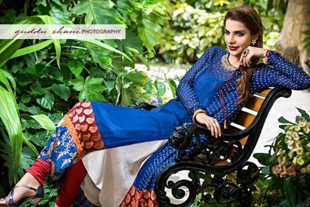 Gul-Ahmed-Eid-Dresses-2012-13-Gul-Ahmed-Embroidered-Double-Shirt-Gown-Dresses-2