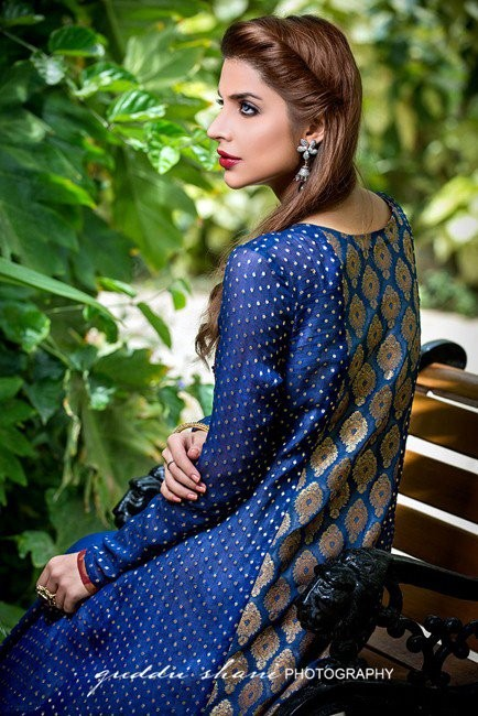 Gul-Ahmed-Eid-Dresses-2012-13-Gul-Ahmed-Embroidered-Double-Shirt-Gown-Dresses-3