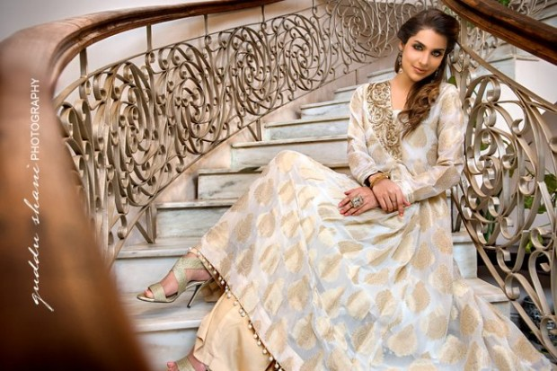 Gul-Ahmed-Eid-Dresses-2012-13-Gul-Ahmed-Embroidered-Double-Shirt-Gown-Dresses-