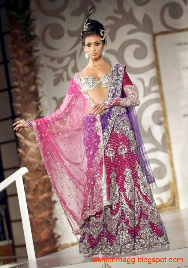 Indian-Pakistani-Bridal-Wedding-Dress-Bridal-Couture-fashion-Show-on-Ramp-2