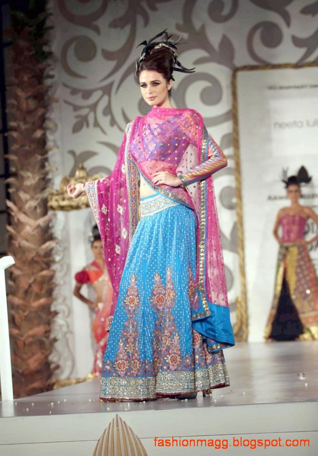 Indian-Pakistani-Bridal-Wedding-Dress-Bridal-Couture-fashion-Show-on-Ramp-4