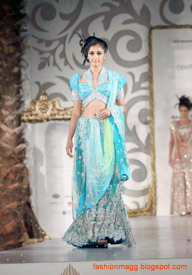 Indian-Pakistani-Bridal-Wedding-Dress-Bridal-Couture-fashion-Show-on-Ramp-6