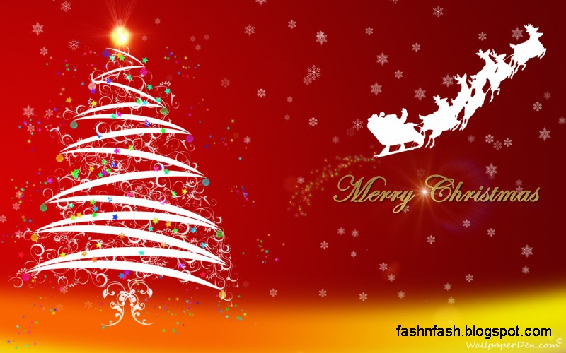 Holiday Background Or Greeting Card: Christmas Animated Greeting E-Card Designs Pictures-Photos