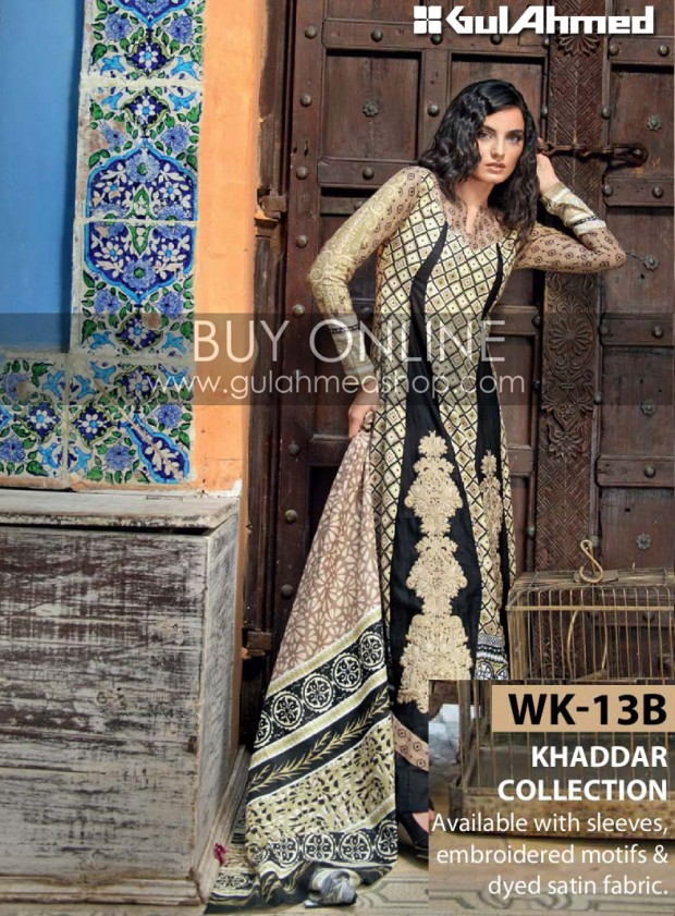 Gul-Ahmed-Winter-Dress-Designs-Collection-2012-13-Gul-Ahmed-Clothes-Fashion-Idea-Gul-Ahmed-0