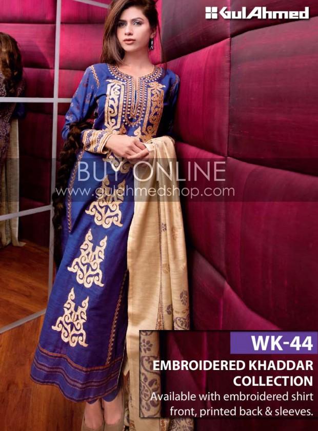 Gul Ahmed Lawn Dress Designs Collection 2013-Gul Ahmed Clothes Fashion-Idea  by Gul Ahmed  3fecac37249