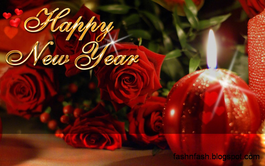 Happy New Year Greeting Cards Pics-Images-New Year E-Cards Photos-Wallpapers1
