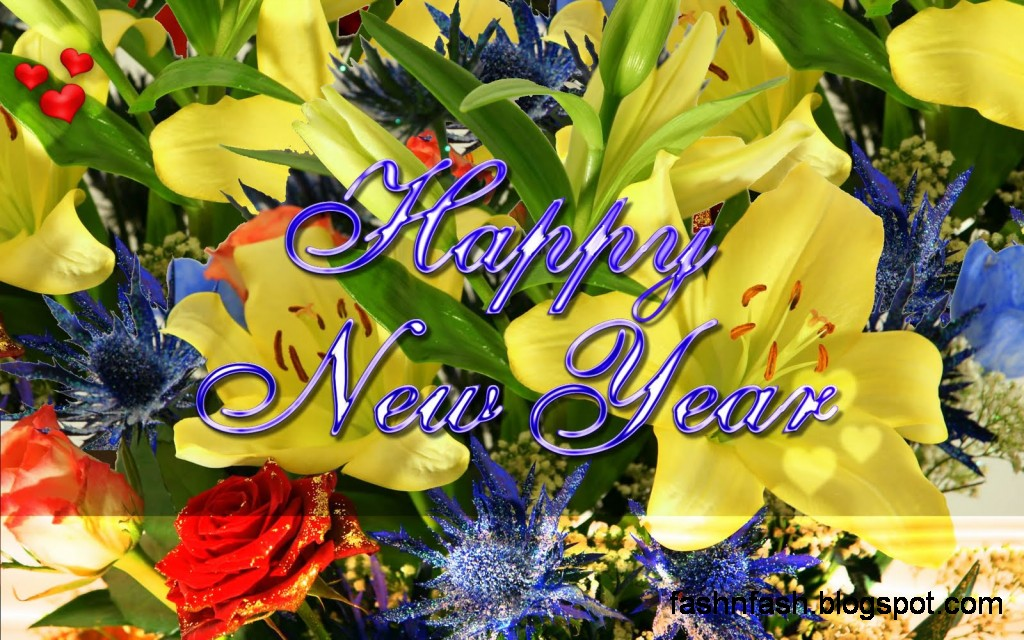 Happy New Year Greeting Cards Pics-Images-New Year E-Cards Photos-Wallpapers2