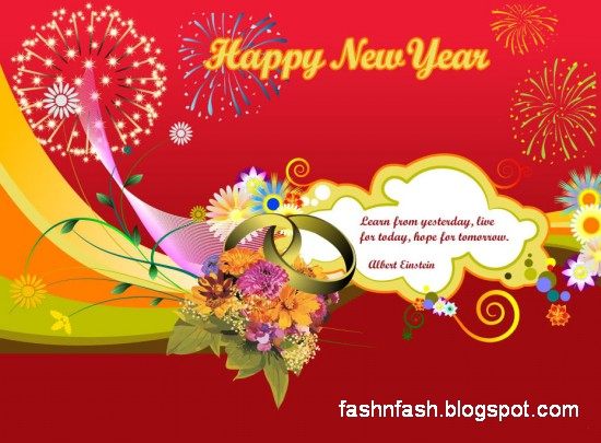 happy new year greeting cards pictures images new