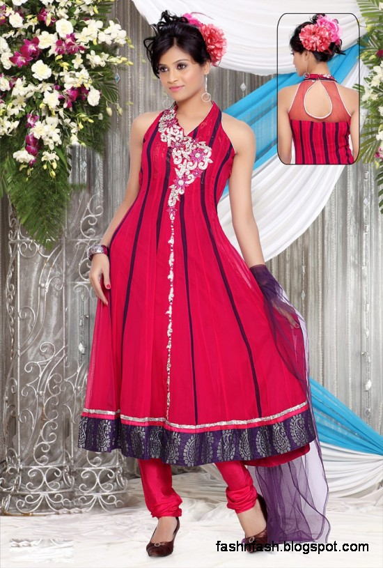 Anarkali-Fancy-Frocks-Latest-New-Fashion-Dress-Designs-Anarkali-Churidar-Shalwar-Kameez-