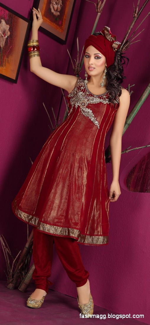 Anarkali-Umbrella-Fancy-Frocks-Indian-Pakistani-New-Latest-Dress-Designs-Collection-2013-6