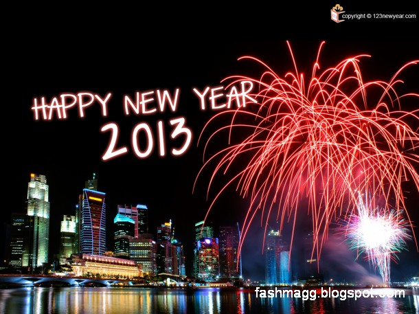 ... New Year Greeting Cards 2013 Images-New Year Cards Quotes-Eve-Photos