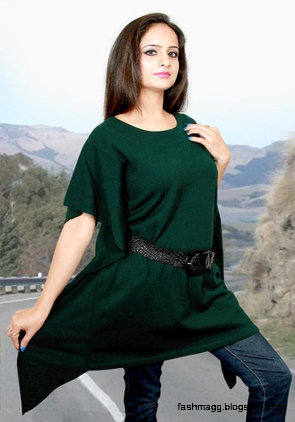 Indian-Kurti-New-Winter-Dress-Collection-Girls-Womens-Ladies-Models-Latest-Kurta-Designs-2013-1