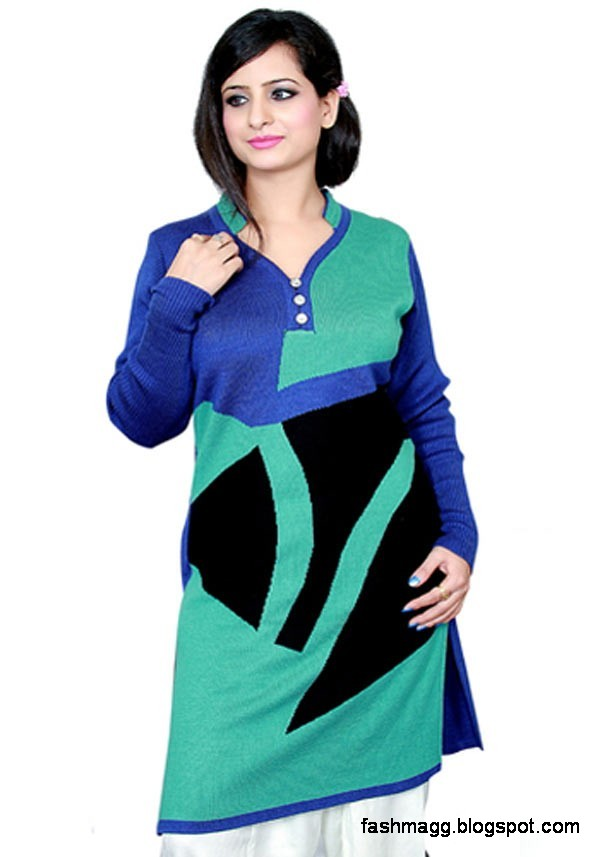 Indian-Kurti-New-Winter-Dress-Collection-Girls-Womens-Ladies-Models-Latest-Kurta-Designs-2013-2