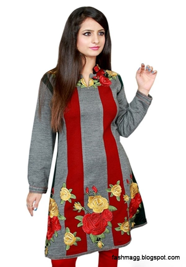 Indian-Kurti-New-Winter-Dress-Collection-Girls-Womens-Ladies-Models-Latest-Kurta-Designs-2013-7