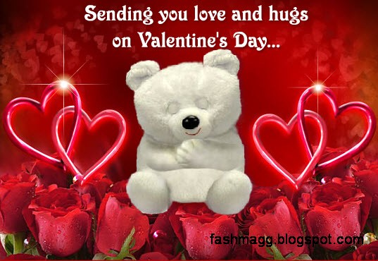 Valentine,s Day Greeting Cards Pictures-Valentine Love-Rose-Flower ...