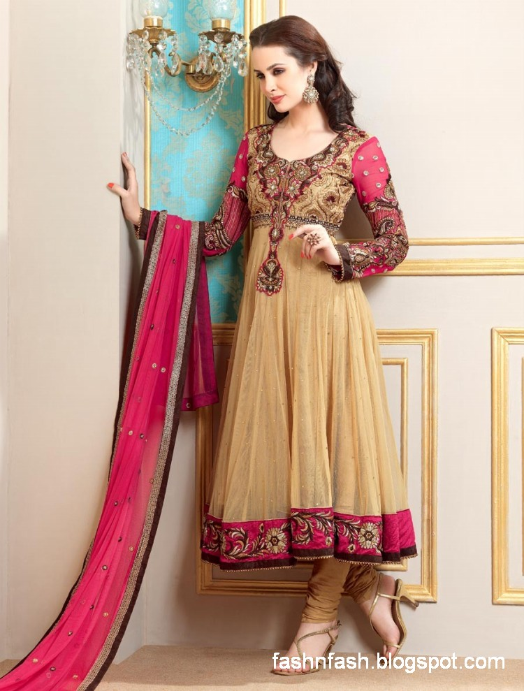Trend Fashion Design: Anarkali Umbrella Frocks-Anarkali Fancy ...