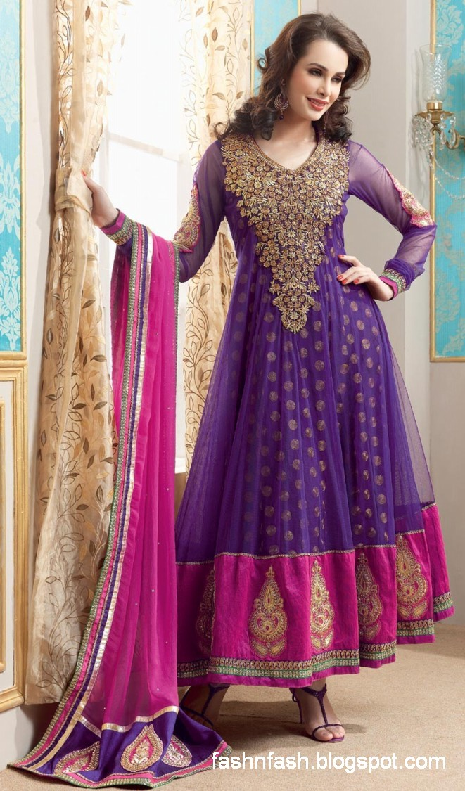 Latest Frock Suits http://fashnfok.blogspot.com/2013/02/anarkali-umbrella-frocks-anarkali-fancy_15.html