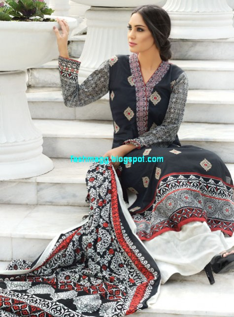 Al-Karam-Textile-Summer-Spring-Lawn-Collection-2013-14-Indian-Pakistani-New-Fashionable-Clothes-5