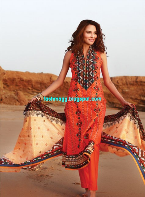 Al-Karam-Textile-Summer-Spring-Lawn-Collection-2013-14-Indian-Pakistani-New-Fashionable-Clothes-9