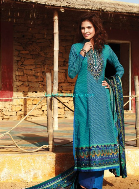 Al-Karam-Textile-Summer-Spring-Lawn-Collection-2013-Indian-Pakistani-New-Fashionable-Clothes-12