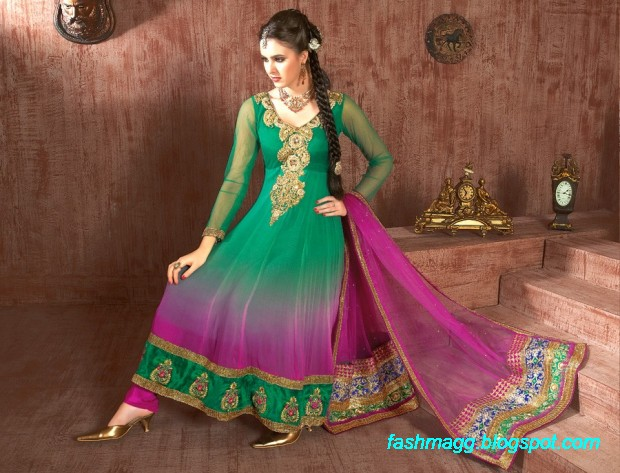 Anarkali-Fancy-Bridal-Wedding-Wear-Frocks-Dress-New-Fashionable-Clothes-Designs-Collection-2013-2