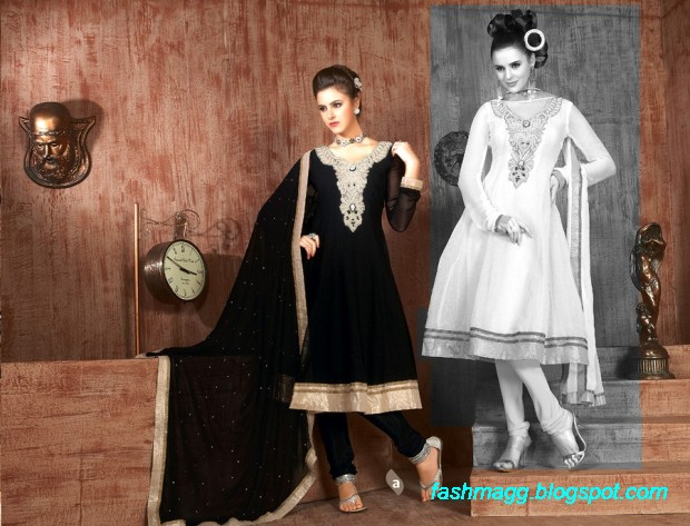 Anarkali-Fancy-Bridal-Wedding-Wear-Frocks-Dress-New-Fashionable-Clothes-Designs-Collection-2013-6