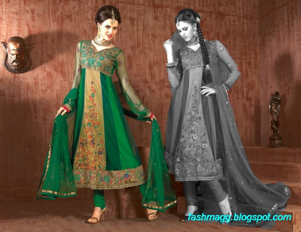 Anarkali-Fancy-Bridal-Wedding-Wear-Frocks-Dress-New-Fashionable-Clothes-Designs-Collection-2013-7