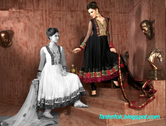 Anarkali-Fancy-Bridal-Wedding-Wear-Frocks-Dress-New-Fashionable-Designs-Collection-3
