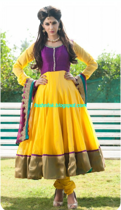 Anarkali-Umbrella-New-Latest-Frocks-2013-Anarkali-Churida-Salwar-Kameez-Fashionable-Clothes-8